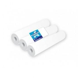 AMOOS P.3 rollos de camilla 2c. desechable con 50m y 50cm ancho 100% fibra pura J6260112