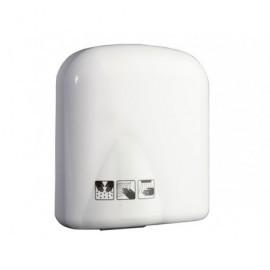 SIE Secador de manos electrico, carcasa de acero lacado blanco, potencia: 1800W. 48