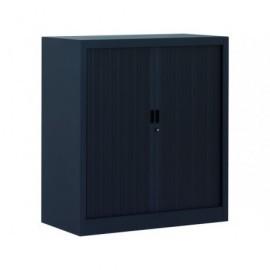 PIERRE HENRY Armario Ordena Fabricado en Melamina 90x43,5x(altura)cm Antracita 932990