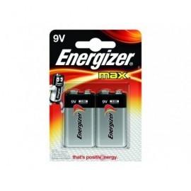 ENERGIZER Blister 2 Pilas Maxpowerseal 9V/522 E300115802