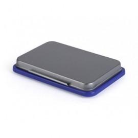 5*S Tampón metálico 5x8,5cm azul 240617