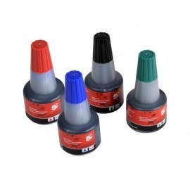 5*S Tinta líquida sello rojo 28ml 107737/297951