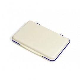 5*S Tampónplástico 7x11cm azul 24065x/297854