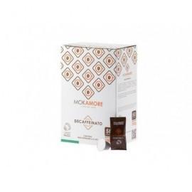 MOKAMORE Caja 50 cápsulas café descafeinado 02913