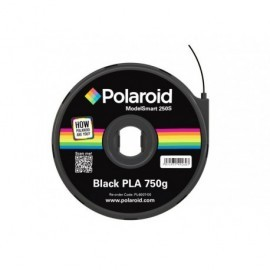 POLAROID Cartucho de filamento negro 750G PLA PL-6007-00