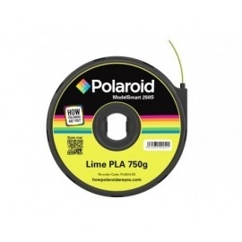 POLAROID Cartucho de filamento verde lima 750G PLA PL-6014-00