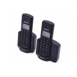 DAEWOO Teléfono Dect Dtd-1350 Duo DW0087