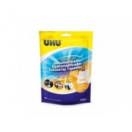 UHU Deshumidifcador, contra humedad malos olores,bolsa 100Gr.No necesita contenedor.Neutral 35982