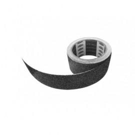 Viso Cinta adhesiva antideslizamiento PVC c/partículas de cuarzo 5mx50mm Negro RSA550BK
