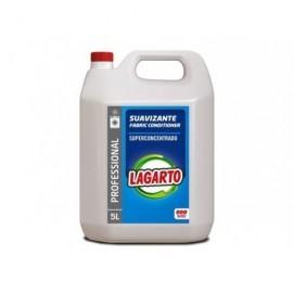 LAGARTO Suavizante Concentrado Lagarto Azul Professional 5 Litros - 200 Lavados 410500