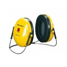 3MOrejera 27dB,ligera,diseño de perfil bajo facilita el uso con otros tipos de EPP 800511