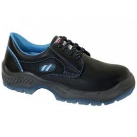 PANTER Zapato piel nº44 hidrofugada,trat.actibac,antitorsión,resistente aceite e hidrocar.606444