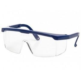 Cubre gafa seguri,policarbonato,protección superior y lateral,puente nasal adaptabl 800004