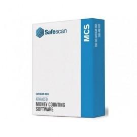 SAFESCAN Software MCS para procesar resultados del conteo,descarga resultados al ordenador 131-0500