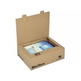COLOMPAC Caja para envíos postales color  marrón  325X240X105 CP09803
