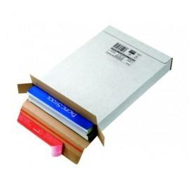 COLOMPAC Cajas de envío con autocierre 244X344X45 CP06556
