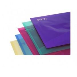 Sobre polipropileno 333x239 con broche colores surtidos 318475