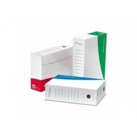 PERGAMY Archivador definitivo Definiclas color Folio 345x250x100mm Verde