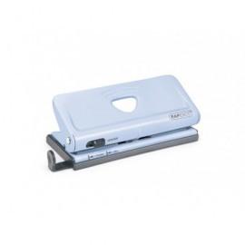 RAPESCO Perforadora ajustable azul de 6 agujeros para organizadores y diarios. 1323