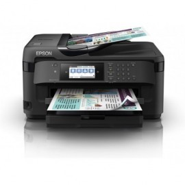 EPSON Impresora Multifunción tinta WorkForce  WF-7710DWF C11CG36413