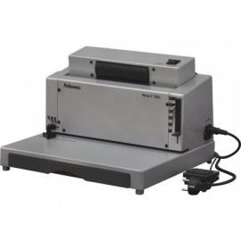 FELLOWES Encuadernadora 200ER Espiral metalica 400X400X225 Taladro regulable 0037702