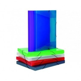 VIQUEL Carpeta de proyectos  lomo 30mm colores surtidos Polipropileno A3 Personalizable  02088305