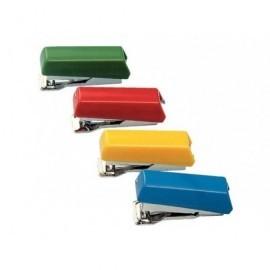 PETRUS Mini Grapadora   Bambina 5 Hojas Colores Surtidos 44700