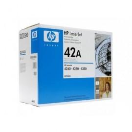 HP Toner Laser 42A Negro  Q5942A