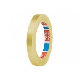 TESA Cinta  Adhesiva 12mmX66m Amarillo