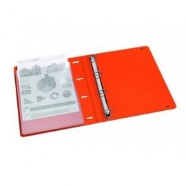 ELBA Carpeta anillas A4 4-30 MM Colores surtidos 400041451