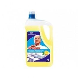 DON LIMPIO Limpiador Limón 5 L Liquido 5413149514027