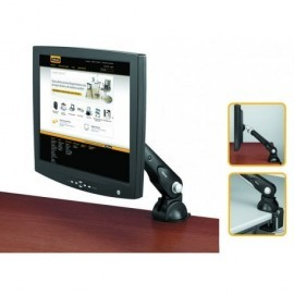 FELLOWES Brazo para monitor TFT 21'' Office Suites negro 8034401