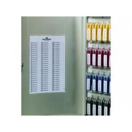 DURABLE Portallaves 40X30,2X11,8 Capacidad 72 llaves 1955-23
