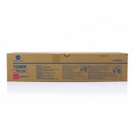 KONICA MINOLTA Toner Copiadora TN612M Magenta 25000 Pág.   A0VW350