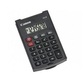 CANON Calculadora de bolsillo AS-8 8 digitos Pilas 4598B001AA