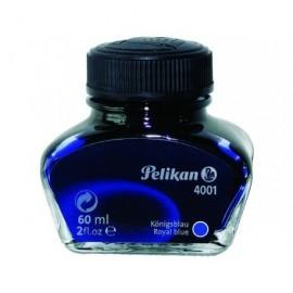 PELIKAN Tintero  60 ml azul real lavable 151378