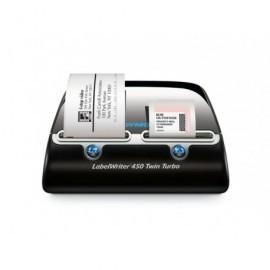 DYMO Rotuladora LabelWriter 450 Twin Turbo Impresión térmica 71 etiq. Por min. S0838890
