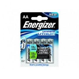 ENERGIZER Pilas Litio Pack 5 ud. AA LR6 636896