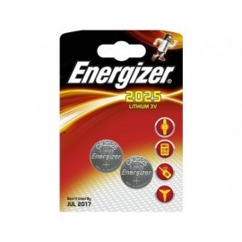 ENERGIZER Pilas Botón Pack 2 ud. CR2025 626981