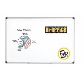 BI-OFFICE Pizarra Lacada Magnética 90X180 Ma0707170