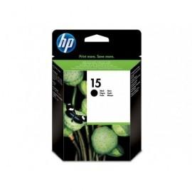 HP Cartuchos Inyeccion 15 Negro  C6615D