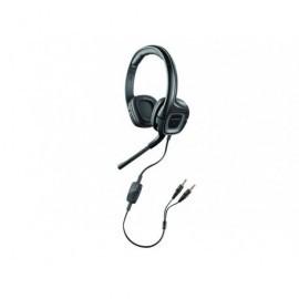 PLANTRONICS Auriculares Audio 355 para PC con micrófono biaural diadema 79730-05