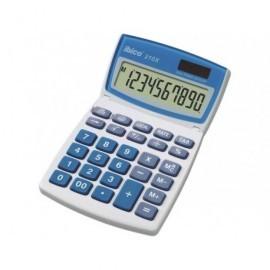 IBICO Calculadora sobremesa 210X 10 digitos Solar /pilas IB410079