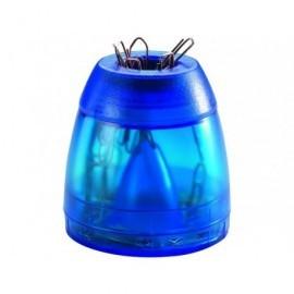 DURABLE Conjunto de sobremesa 72x75 mm Azul translúcido 1709051540