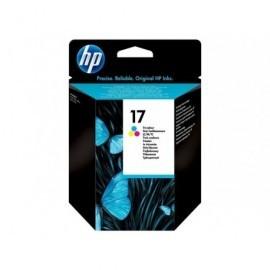 HP Cartuchos Inyeccion 17 Tricolor C6625A