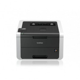 BROTHER Impresora Laser LED Color A4/2400 x 600 ppp/18ppm/Wifi HL3150CDW