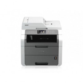 BROTHER Impresora Multifunción Laser LED Color DCP-9020CDW2400 x 600 ppp/18ppm/Wifi