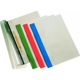 5* Dossier Folio Polipropileno Con Fastener rojo 95177