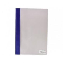 5* Dossier Folio Polipropileno Con Fastener Azul 95174