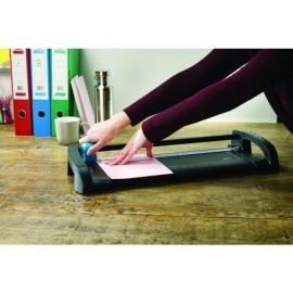 DAHLE Cizallas de rodillo Office trimmer A4 Capacidad 12 hojas 477X232X82 1,3 Kg A4TR
